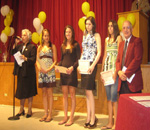 2008 Scholarship Recipients from Glen Cove High School